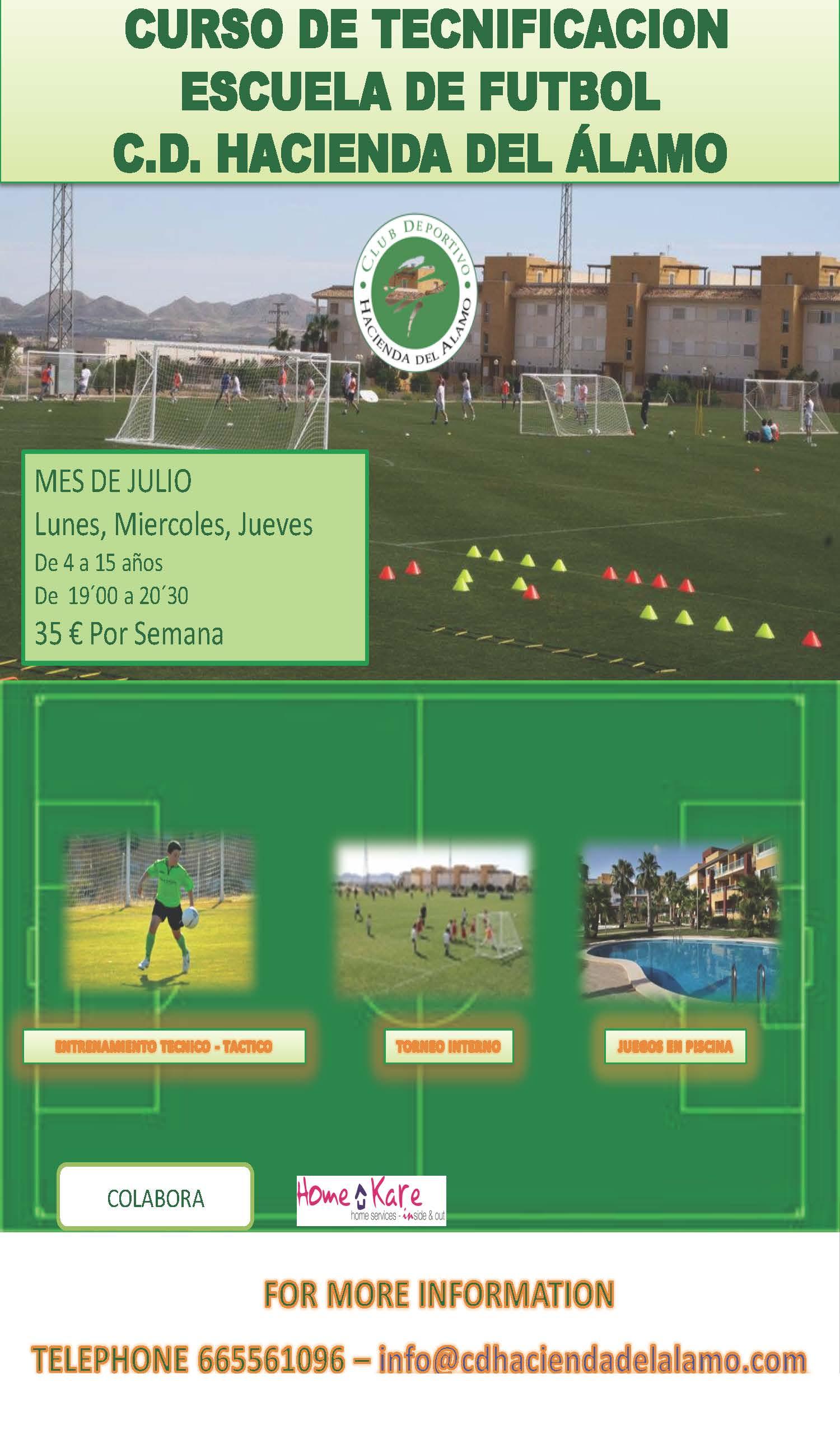 Football HDA Julio