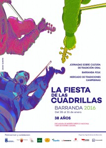 celebrations - festivals - Cuadrillas de baranda 2016