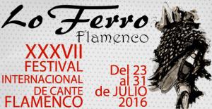 XXXVII Concurso de Cante Flamenco