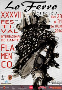 XXXVII festival International de Flamenco