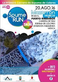 Spume run