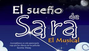 EL SUEÑO DE SARA, EL MUSICAL