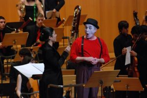 CONCERTS IN FAMILY: MUSIC WITH MIMO