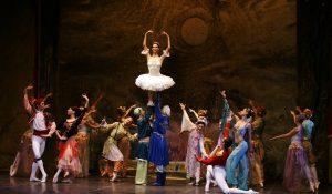 Ballet Imperial Ruso presenta EL CASCANUECES