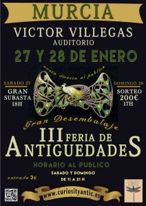 III Antiques Fair MURCIA